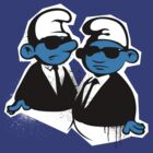 Blue brothers by designsbygaunty