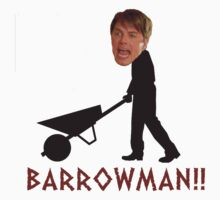 BARROWMAN! by jammywho21
