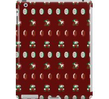 Merry ChristNES iPad Case/Skin