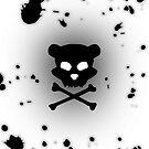 Skull and CrossCub by vinylsoda89