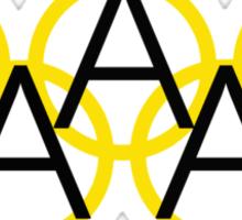 OLYMPIC ANARCHY Sticker