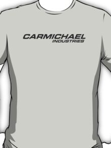 Carmichael Industries Inverse Company Name T-Shirt