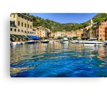 Portofino 5 Canvas Print