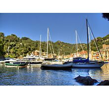 Portofino 6 Photographic Print