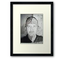 Am I Evil? Framed Print