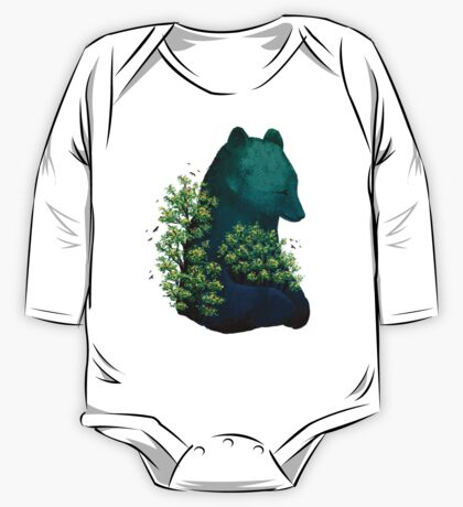 Nature's Embrace One Piece - Long Sleeve