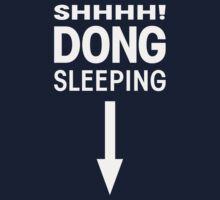 SHHHH! DONG SLEEPING by s2ray