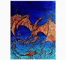 Lava dunked Dragon Unisex T-Shirt