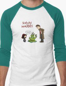 Scalvin and Maulbes Men's Baseball ¾ T-Shirt