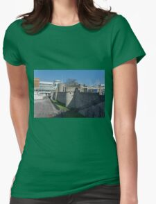 West Quay Southampton Walls Womens Fitted T-Shirt