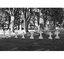 Eternal Rest Photographic Print