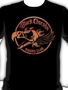 Black Chocobo Riders Club T-Shirt