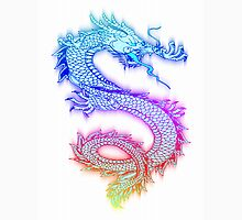 Colorful Dragon Unisex T-Shirt