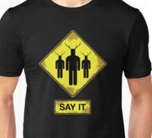 Ni Crossing Unisex T-Shirt
