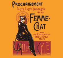La Femme-Chat, Part Deux by ninjaink