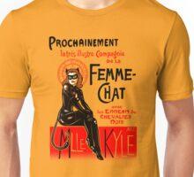 La Femme-Chat, Part Deux Unisex T-Shirt