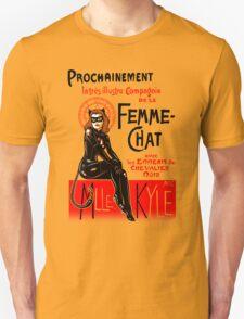 La Femme-Chat, Part Deux T-Shirt