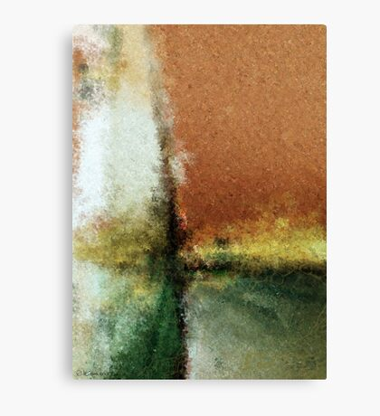 The Color of Nature Canvas Print