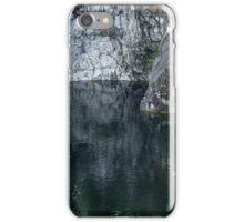 Lake in Canyon iPhone Case/Skin
