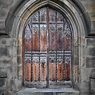Enter...church door. by Tigersoul