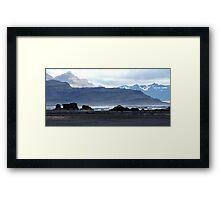 Icelandic Landscape. Framed Print