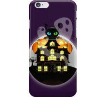 Spooky Gathering! iPhone Case/Skin