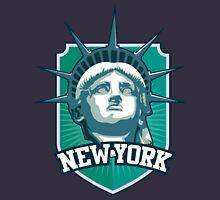 NEW YORK badge Unisex T-Shirt