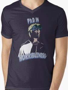 Proof of Horribleness Mens V-Neck T-Shirt
