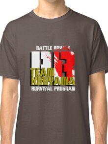 Team Kiriyama (Battle Royale) Classic T-Shirt