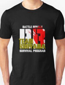 Team Kiriyama (Battle Royale) Unisex T-Shirt