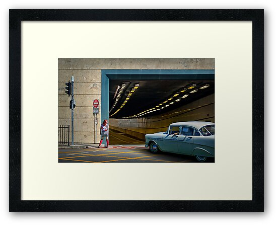 Downtown Drive-by by Ben Ryan