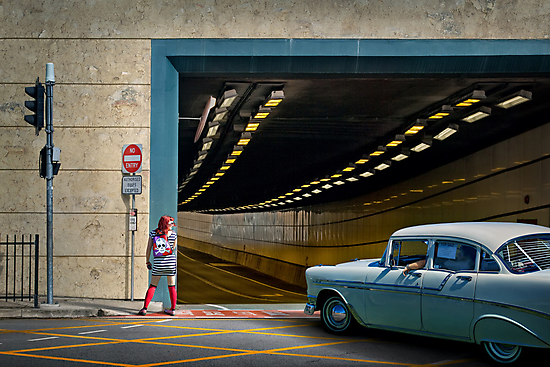 Downtown Drive-by by Ben Ryan