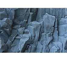 abstract stone background Photographic Print