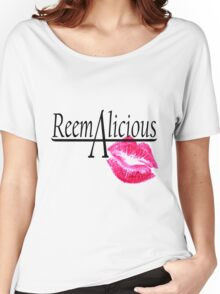 ReemAlicious Women's Relaxed Fit T-Shirt