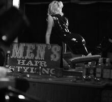 Men's Salon by MichelleFaye