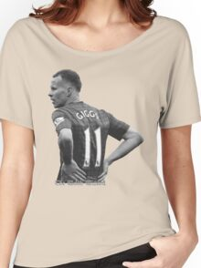 The Welsh Wizard Ryan Giggs Women's Relaxed Fit T-Shirt