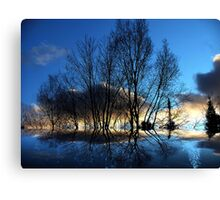 Serenity ! Canvas Print