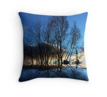 Serenity ! Throw Pillow