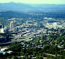 City View - Roanoke, Virginia by ctheworld