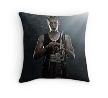 Marcus Phoenix Jnr. Throw Pillow