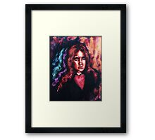 So much to hide Framed Print