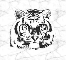 Tiger - Marble by Ron Marton