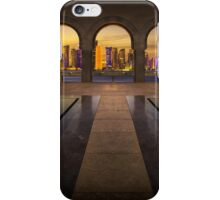 Archway to Doha iPhone Case/Skin