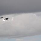 F/A -18 flyover by peterhau