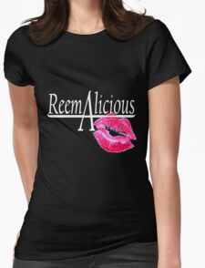 reemAlicious  Womens Fitted T-Shirt