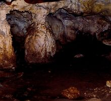 Wet Cave 5 by paul erwin