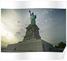 Statue of Liberty, USA Poster