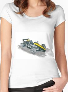 Atom Women's Fitted Scoop T-Shirt