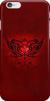 Full Metal Alchemist Transmutation Circle iPhone / iPod Cover by Aaron Campbell
