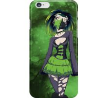 Sybr green iPhone Case/Skin